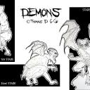 Concept Art / Character Design